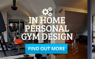 In Home Personal Gym Design